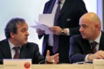 """Rejeitada proposta de Platini para acabar com """"tripla punição"""" no penálti"""