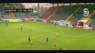 CD Tondela, Jogada, Richard, 52m