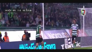 Sporting CP, Golo, M. Acuña, 32m, 2-0