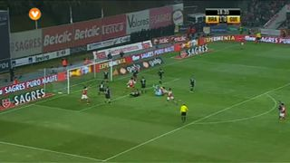 Sp. Braga, Golo, Custódio, 19m, 2-0