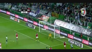 Sporting CP, Golo, Wendel, 16m, 1-0