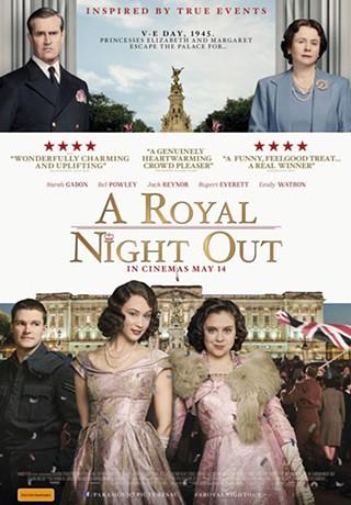 Uma Noite Fora do Palácio
