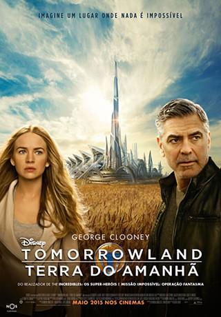 Tomorrowland – Terra do Amanhã