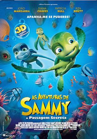 As Aventuras de Sammy – A Passagem Secreta