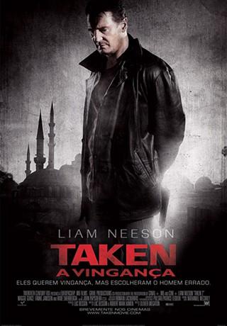 Taken – A Vingança