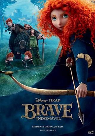 Brave – Indomável