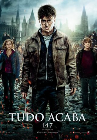 Harry Potter e os Talismãs da Morte: Parte 2