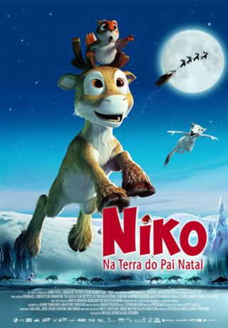 Niko na Terra do Pai Natal