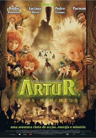 Artur e os Minimeus