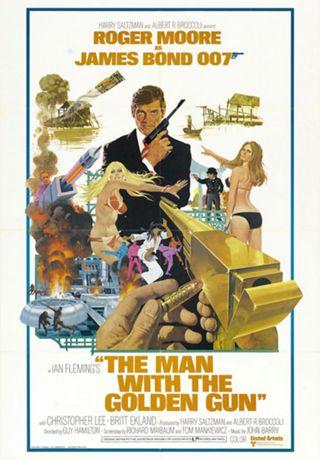 007 – O Homem da Pistola Dourada