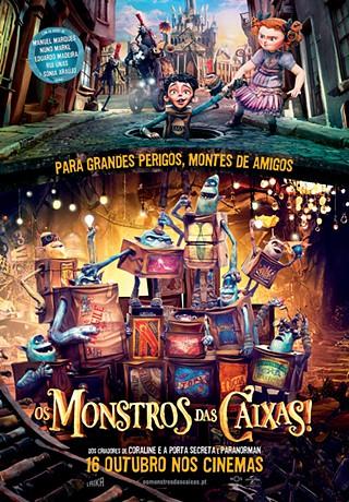 Os Monstros das Caixas