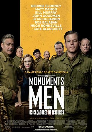 The Monuments Men – Os Caçadores de Tesouros