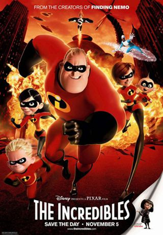 The Incredibles – Os Super Heróis
