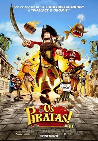Os Piratas!