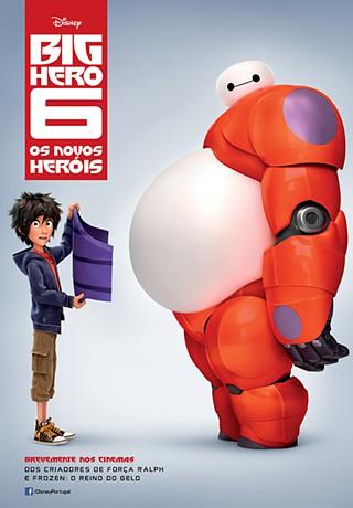 Big Hero 6 – Os Novos Heróis