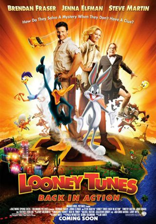Looney Tunes: De Novo em Acção