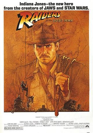 Indiana Jones e os Salteadores da Arca Perdida