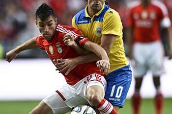 7ª J: Benfica-Arouca 14/15