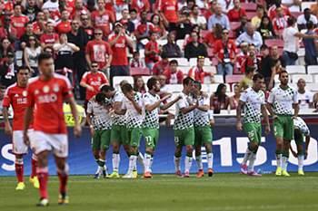5ª Jornada: Benfica - Moreirense