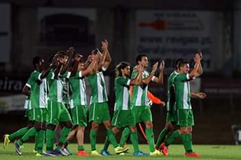 Rio Ave nos play-off da Liga Europa