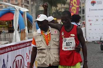 II Meia Maratona de Luanda
