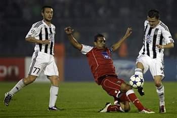 Partizan - Braga