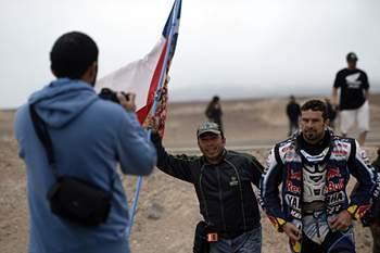 Dakar2014 - 12ª etapa