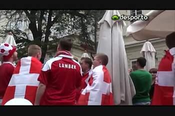 Dinamarca vs Portugal