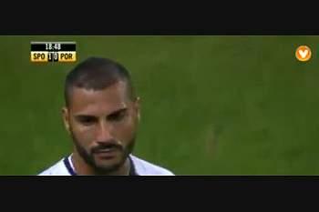 Lances do Sporting - FC Porto