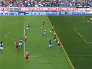 Cardozo despede-se do Benfica