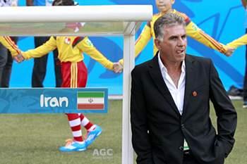 Selecionador do Irão