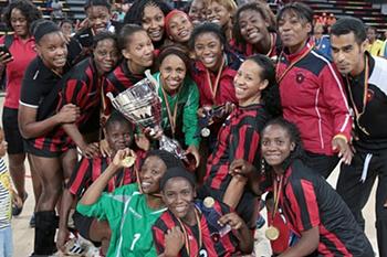 1º de Agosto conquista taça dos clubes campeões em andebol feminino