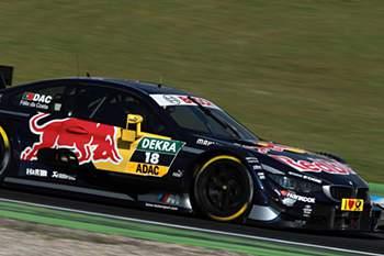 Red Bull BMW M4 DTM.