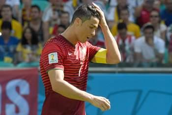 Lesão de Ronaldo ainda é preocupação.