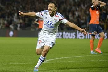 Steed Malbranque marcou o quinto golo no triunfo sobre o Montpellier por 5-1.