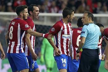 Atlético Madrid-Real Madrid (1/2 finais da Liga dos Campeões 16/17)