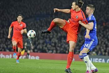 LC 1/8 2014/15: Chelsea-PSG