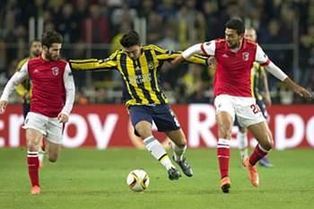 LE: Fenerbahçe-Braga 15/16