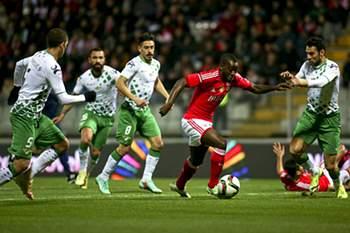 TL: Moreirense-Benfica 14/15