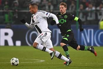 LC 16/17: Legia-Sporting