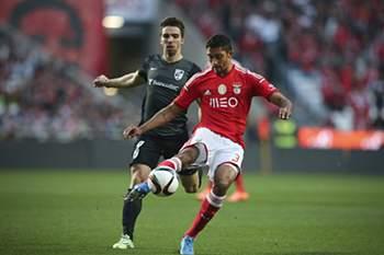 16ª J: Benfica - V. Guimarães