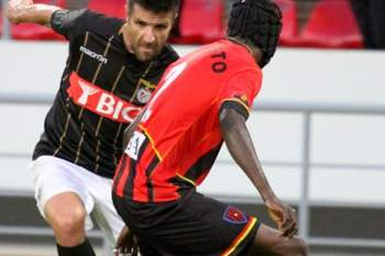 Primeiro d´Agosto vs Benfica de Luanda