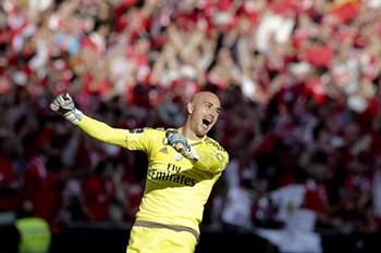 34ª J: Benfica-Nacional