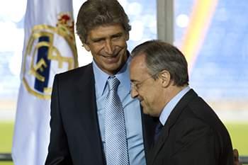 Florentino Pérez já despediu dez treinadores no Real Madrid