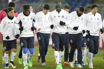 1/8 final: Basileia-FC Porto