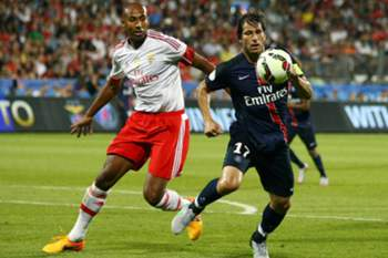 Champions Cup: Benfica 2-3 PSG