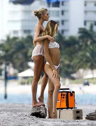 Anjos da Victoria´s Secret arrasam em Miami