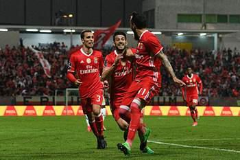 28.ª J. Moreirense - Benfica 16/17