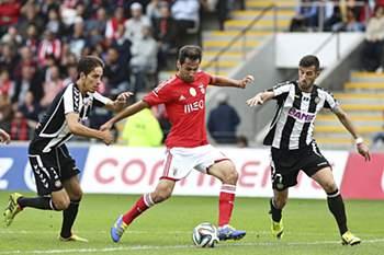 10ª J: Nacional-Benfica 14/15