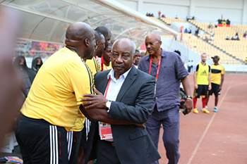 Angola 4-0 Lesotho